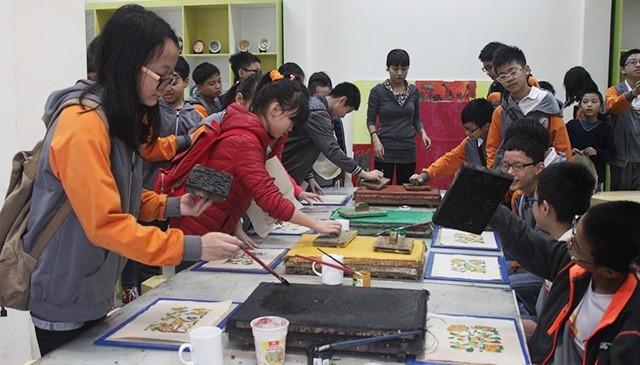 Oficio artesanal de Vietnam aspira a ser patrimonio cultural de la Humanidad - ảnh 2