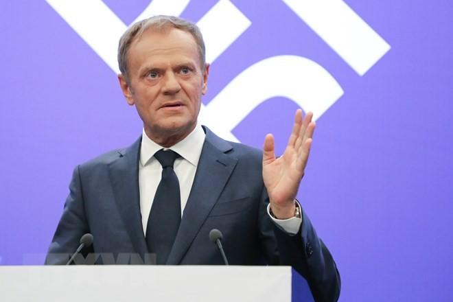 Unión Europea pide a Estados Unidos, China y Rusia evitar caos y conflicto comerciales - ảnh 1