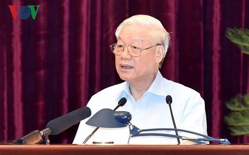 Destacan impulso de la democracia en las bases en Vietnam - ảnh 1