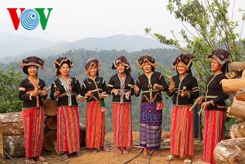 Etnia Cong en Lai Chau y su tradicional fiesta de maíz  - ảnh 1