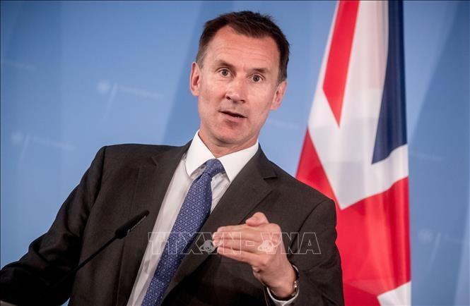Nuevo canciller británico alerta sobre un Brexit sin acuerdo - ảnh 1
