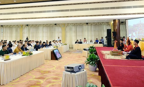 Exaltan la importancia de la preservación y promoción de patrimonios culturales en Vietnam - ảnh 1