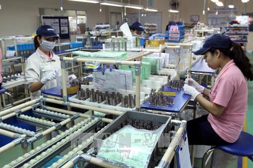Vietnam por promover la conexión entre las empresas domésticas y las con IED - ảnh 2