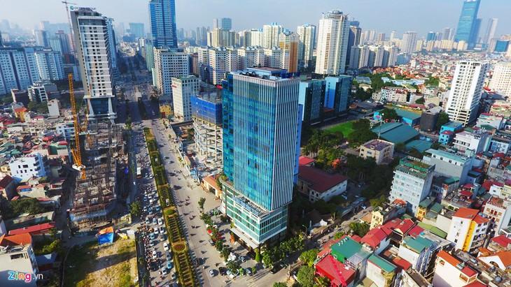 Capital vietnamita celebra 10 años de su nueva demarcación administrativa - ảnh 1