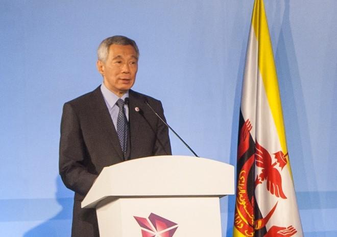 Premier singapurense destaca los valores de la Asean en su reunión ministerial  - ảnh 1