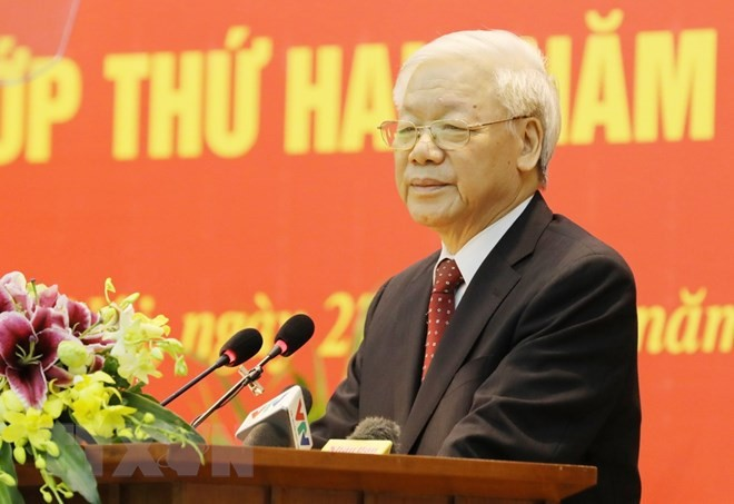 Exhortan a los funcionarios y militantes del Partido Comunista de Vietnam a un constante estudio  - ảnh 1