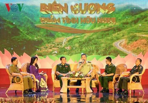 Hacia fronteras de paz y amistad entre Vietnam y los países vecinos - ảnh 1