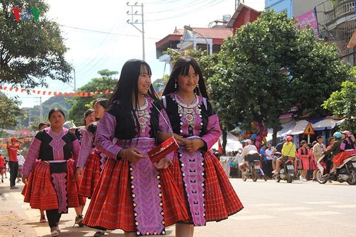 Los Mong viven la Fiesta Nacional - ảnh 1