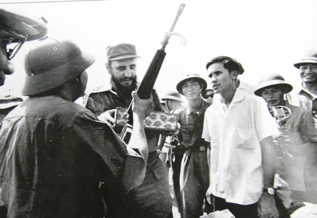 La memorable visita de Fidel - ảnh 11
