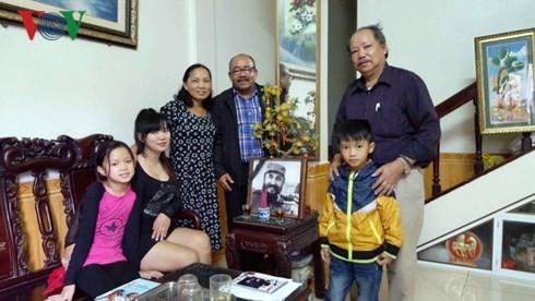 La gente de Quang Tri lleva a Fidel en sus corazones - ảnh 1