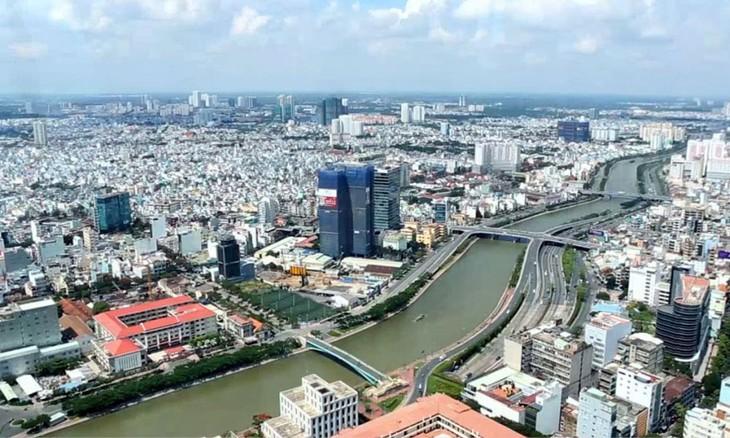 Ciudad Ho Chi Minh moviliza recursos para construir urbe inteligente - ảnh 1