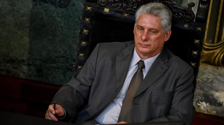 Relaciones entre Cuba y Estados Unidos en retroceso, dice Miguel Díaz-Canel - ảnh 1