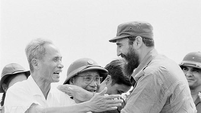 El corazón de Fidel por Vietnam  - ảnh 1