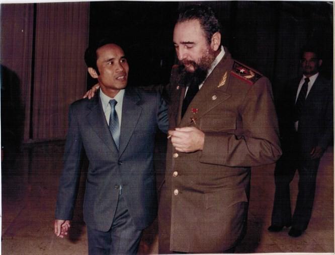 El corazón de Fidel por Vietnam  - ảnh 2