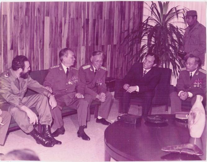 El corazón de Fidel por Vietnam  - ảnh 3