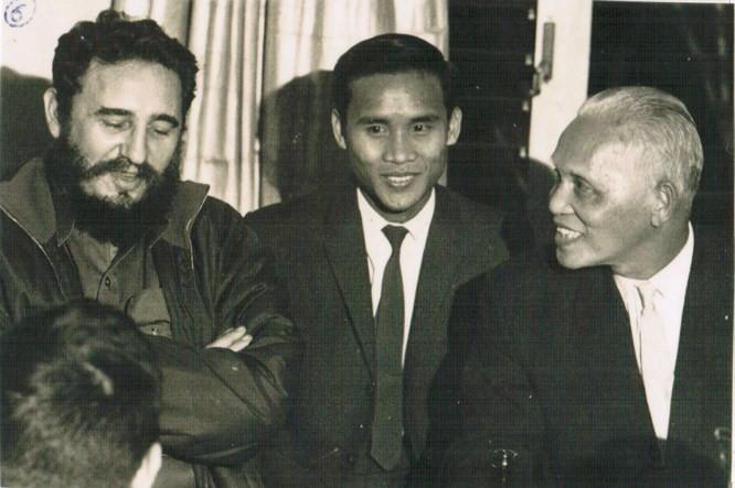 El corazón de Fidel por Vietnam  - ảnh 4