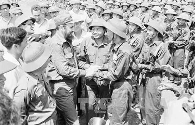 El corazón de Fidel por Vietnam  - ảnh 5