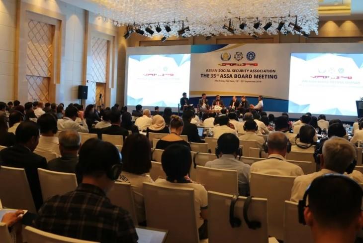 Vietnam y la Asean por garantizar el bienestar social en la era industrial 4.0 - ảnh 1