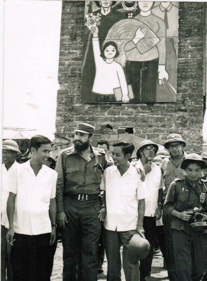 El corazón de Fidel por Vietnam (segunda parte) - ảnh 2