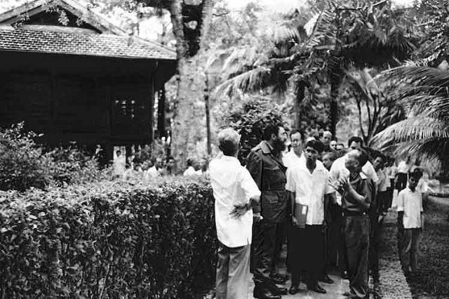 El corazón de Fidel por Vietnam (parte final) - ảnh 3