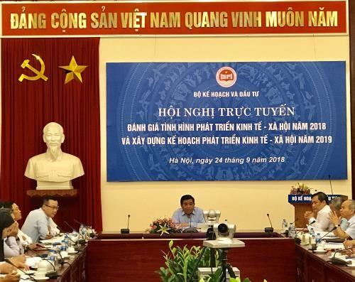 Pronostican cumplimiento por Vietnam de sus doce índices de desarrollo socioeconómico en 2018 - ảnh 1