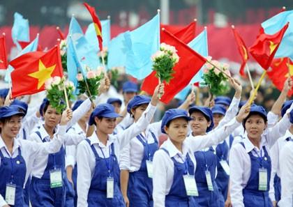 Vietnam por reforzar la clase trabajadora en la nueva coyuntura   - ảnh 1