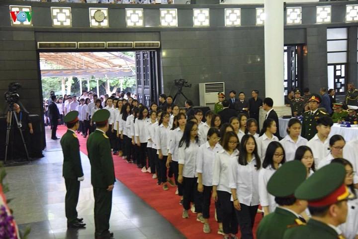 Medios internacionales destacan el afecto de los vietnamitas a su presidente - ảnh 1