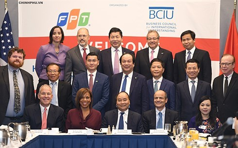 Vietnam promueve inversiones de las empresas estadounidenses - ảnh 2