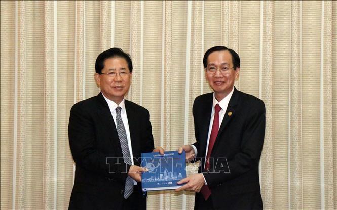 Ciudad Ho Chi Minh busca mayor integración con Asociación de Administraciones locales del Noreste de Asia - ảnh 1