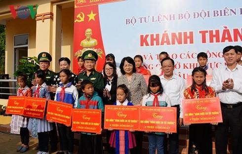 Revisan eficiencia de la lucha antidroga en provincia norvietnamita - ảnh 2