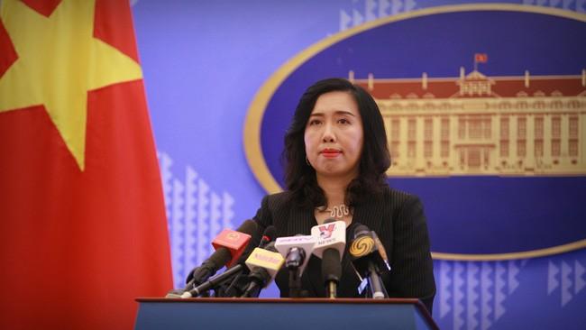 Vietnam reitera su respeto a la libre navegación en el mar y su soberanía en islas - ảnh 1