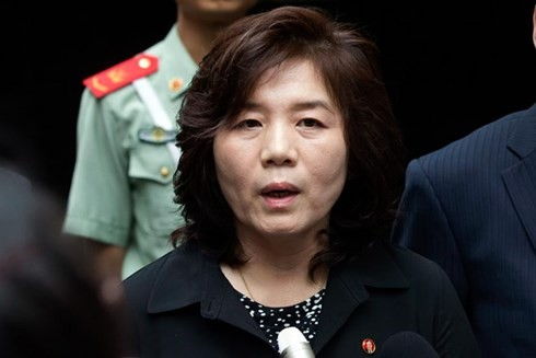 Vicecanciller norcoreana visita China y Rusia - ảnh 1