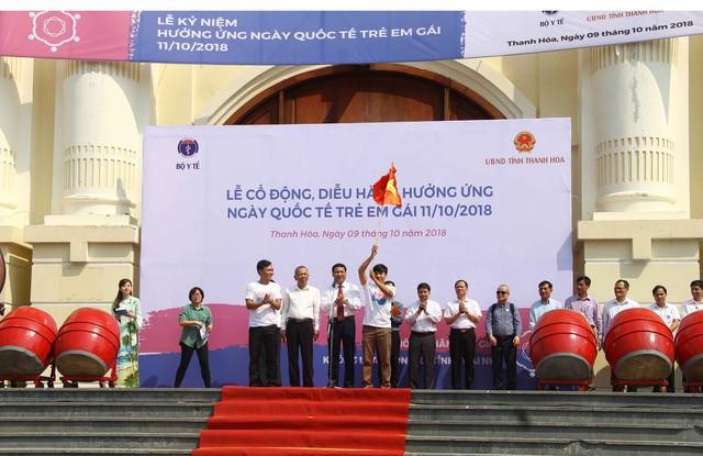 Vietnam responde al Día Internacional de la Niña - ảnh 1