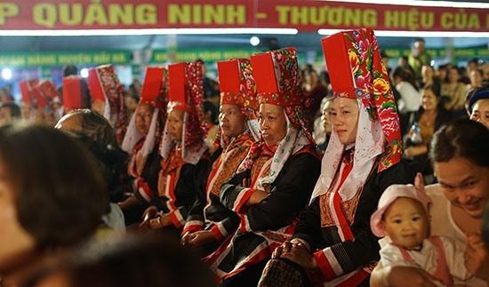 Tien Yen, lugar de conexión cultural de las minorías étnicas del noreste vietnamita - ảnh 2