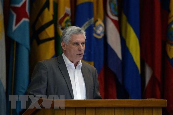 Agenda del presidente Miguel Díaz-Canel en visitas a Vietnam y otros países - ảnh 1