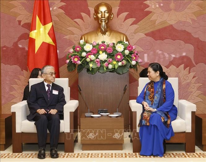 Vietnam considera a Japón uno de sus mayores socios económicos - ảnh 1
