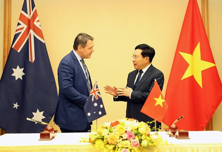 Fortalecen la cooperación entre Vietnam y el Territorio del Norte de Australia - ảnh 1