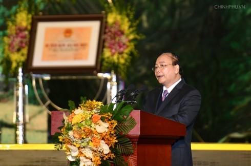 Se reconoce el segundo Geoparque Global en Vietnam - ảnh 1