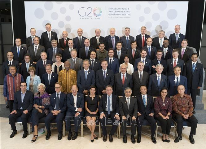 Cumbre del G20: Un enfrentamiento entre grandes países - ảnh 1