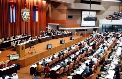 Parlamento cubano aprueba proyecto de nueva Constitución y determina meta de desarrollo económico - ảnh 1