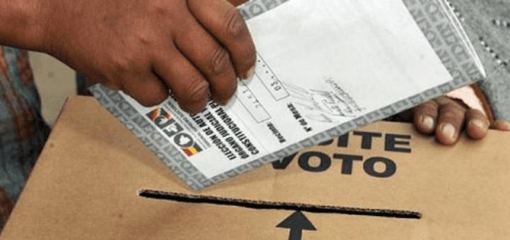 Arrancan elecciones primarias en Bolivia para elegir a nuevo mandatario - ảnh 1