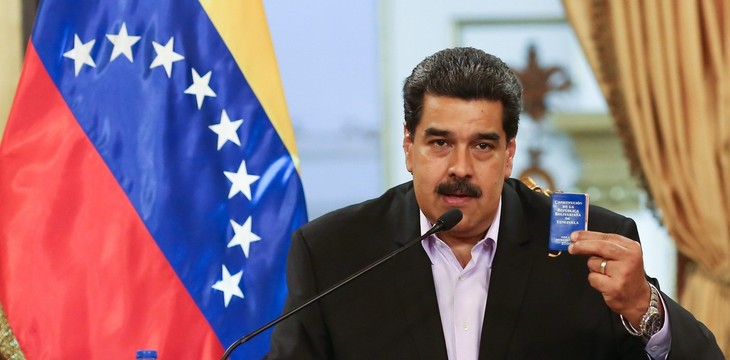 "Nicolás Maduro: ""Estoy listo para sentar a dialogar con la oposición"" - ảnh 1"