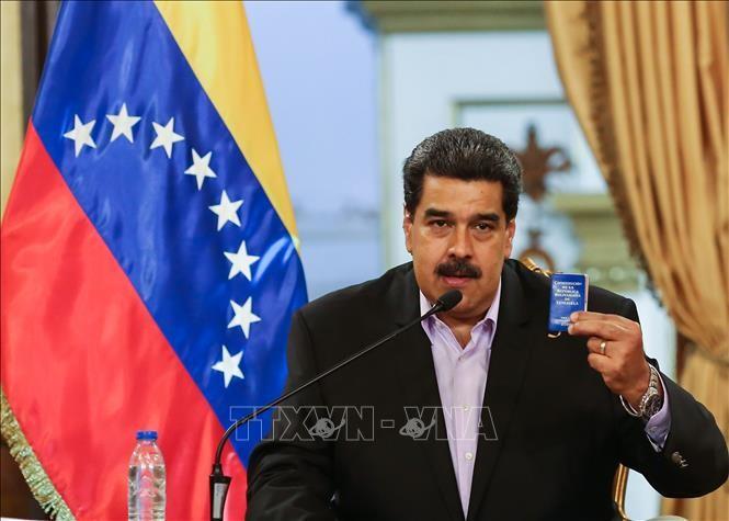 Presidente venezolano rechaza ultimátum de Occidente sobre elecciones anticipadas - ảnh 1