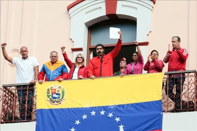 El pueblo vietnamita manifiesta solidaridad con el venezolano - ảnh 1