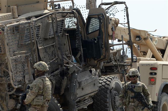 Rusia propone apoyar a Estados Unidos en negociaciones de paz con Talibán - ảnh 1