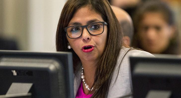 Gobierno de Venezuela acusa a Estados Unidos de impedir su diálogo con la oposición - ảnh 1