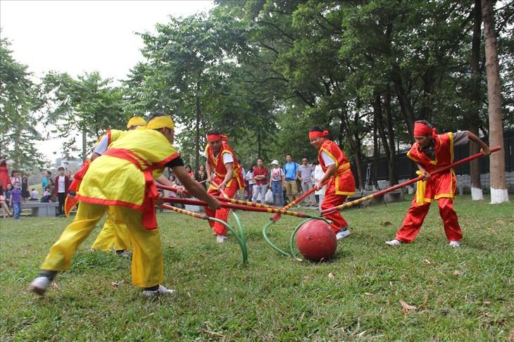 Impera ambiente primaveral en localidades vietnamitas - ảnh 1