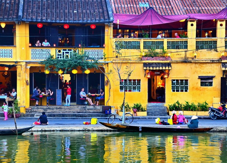 Hoi An, entre los lugares idóneos para los enamorados, según CNN - ảnh 1