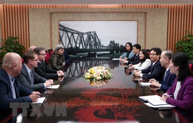 Ratifican voluntad de Hanói de aumentar cooperación con Aldeas Infantiles SOS - ảnh 1
