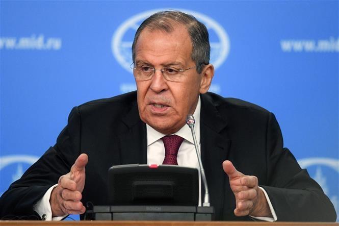 Rusia continuará apoyando la liberación de Siria, afirma Sergei Lavrov - ảnh 1